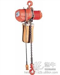 供应0.5吨黑熊环链电动葫芦臻品-单链高速黑熊环链电动葫芦