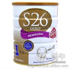 婴幼儿奶粉 0-6个月