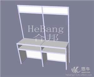 供��合邦HB-012八棱柱填表�_、展示架