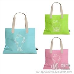 供广州环保袋,专业定做帆布袋
