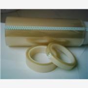 供应高温透明硅胶自粘带 电镀遮蔽胶带