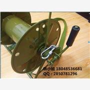 供应盈极光电单兵背负式轻型绕线盘背负式绕线盘 光缆绕线盘 电缆盘