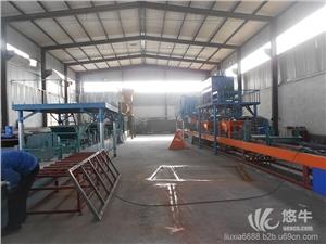 供应绿源lyA级防火建筑外模板生产线