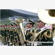 供应南宁军乐队演出|真正军人乐队