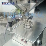 供应天卓膏液灌装机广州立式膏体灌装机价格 护发素灌