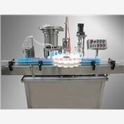 供应饮料全自动灌装机封口灌装旋盖机械