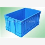 银川蓝色塑料周转箱上海厂家