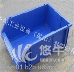 供应中儒3#零件盒无锡塑料零件盒