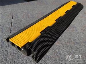 供应屹岚牌YL-XCB-1C软质地板护线槽 橡胶护线槽型号