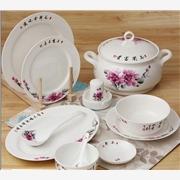 陶瓷餐具商务礼品餐具馈赠礼品餐具