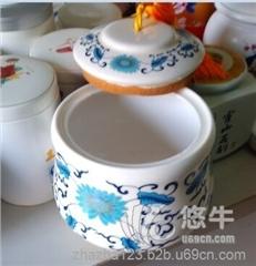 订做茶叶包装罐厂家 茶叶陶瓷罐子