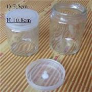 供应350ml组培瓶 菌种瓶 蘑菇原种瓶