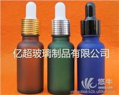 供应亿超10ml-100ml蒙砂精油瓶