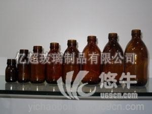 供应亿超模制瓶 玻璃模制瓶批发