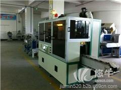 供应隆华LH-200广州全伺服玻璃瓶全自动丝印机