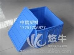供应中儒590-260上海电子元件塑料 周转箱全国发货
