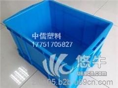 供应中儒上海加强型塑料周转箱品质价格低