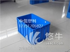 供应中儒500250塑料周转箱