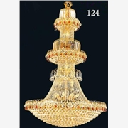 金色水晶灯-124中国水晶灯在线,国内最特色的水晶灯批发