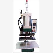 供应毅德勤YD-125木吊牌烙印机,木头烫印机,酒盒图