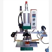 供应圆形木制品商标烫金机,图纹烫金机,木制品弧面烫金机,塑料弧面商标烫金机,布料
