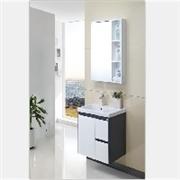 浴室柜哪里买 买价位合理的鹰卫浴浴室柜,首选侯马玲梦卫浴