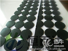 供应恒百达可定制橡胶脚垫东莞橡胶垫3M防震橡