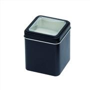 供应马口铁盒jwy402开窗精致手表铁盒