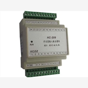 供应惠测电子HC-209 8?#25151;?#20851;量输入、8路继电器输出
