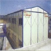 甘肃岩棉板工程,兰州轻钢结构厂棚,青海彩钢瓦复合板