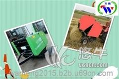 供应wt5080麦草打捆机
