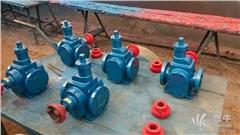 供应圆弧齿轮泵YCB-100.6流量10立方齿轮泵价格