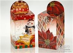 透明包装折盒胶盒
