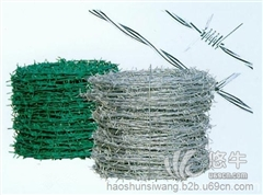 昆明刺绳 带刺铁丝网 安全防护网
