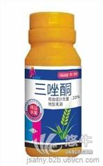 三唑酮-凤梨黑腐病玉米圆斑病特效