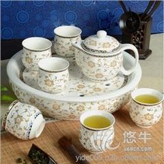 供应逸德陶瓷001茶具,陶瓷茶具,精美陶瓷茶杯
