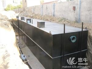 供应贵州小区生活污水处理成套设