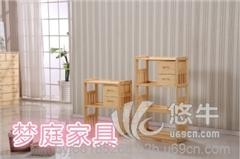 供应苏州家具厂定制定做松木置物架