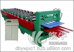 供应帝泊压瓦机械双层彩钢压型设备帝泊压瓦机械