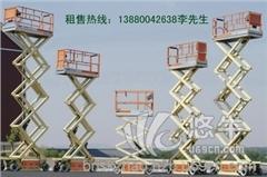 供应JLG12RS电动自行轮式剪刀高空车