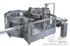 冲瓶灌装旋盖三合一机组 DP80
