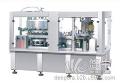 供应上海德扑拉DP4B150自动灌装封罐机厂家
