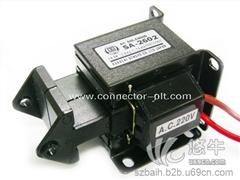 电磁铁 产品汇 供应KOKASAI国际电业  SA2602 AC220V电磁铁
