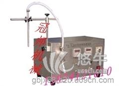 供应冠邦YG-1磁力泵灌装机 莱芜杀菌剂灌装机