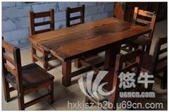 供应深圳华科QWE02船木家具深圳工厂直销深圳船木家具