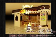 蛋糕店装修色彩DIY蛋糕店设计