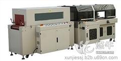 供应迅捷XJ-400LA山东封闭式纸盒裹包机