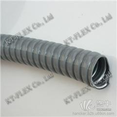 供应开泰机电SPB单勾镀锌钢带PVC披覆穿线软管