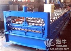 供应750型彩钢压瓦机