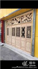 供应重庆妙香实业有限公司厂家直销仿古木门窗等家居用品